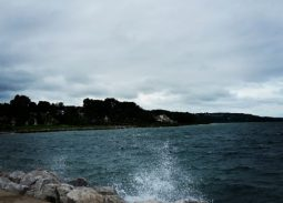 waterfront at petoskey state park